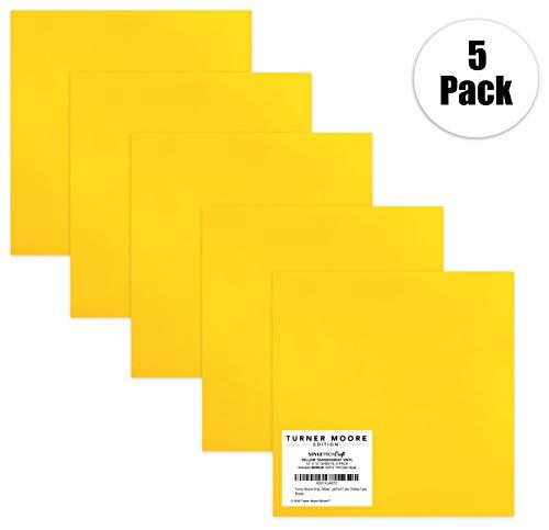 (Yellow Transparent Vinyl 12
