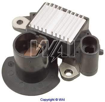 D840-12 Volt, A-Circuit, S-I Terminals, 14.4 Vset|Delco Korea/Daewo 5SI Series IR/IF Alternators|MFR:DELCO