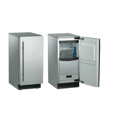 """15"""" Birlliance Ice Machine with Gravity Drain and Panel for sale  Delivered anywhere in USA"""