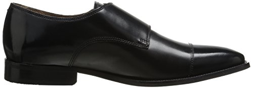 fast delivery cheap price outlet get to buy Florsheim Men's Sabato Double Monk Strap Oxford Black outlet how much free shipping eastbay K8G8Ks