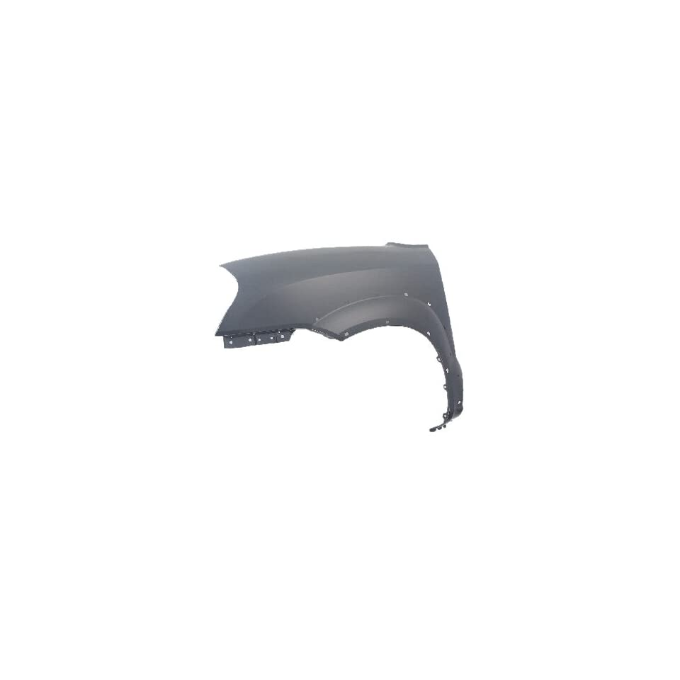 OE Replacement Hyundai Tucson Front Passenger Side Fender Assembly (Partslink Number HY1241136)