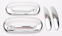 Putco 401002 Chrome Trim Door Handle Cover