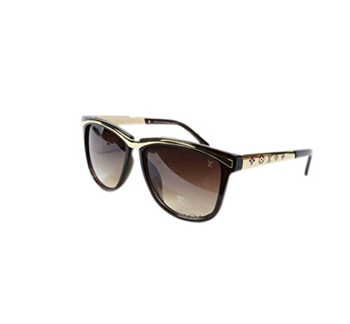 Ngjainxfac Women's Fashion Elegant Luxury Sunglasses Black - Lv Sunglasses Price