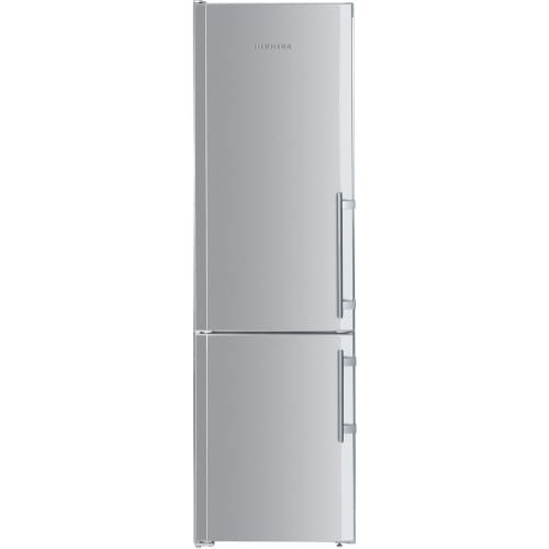 - Liebherr CS-1321 24 Inch Wide 13 Cu. Ft. Energy Star Rated Bottom Mount Refriger, Stainless Steel