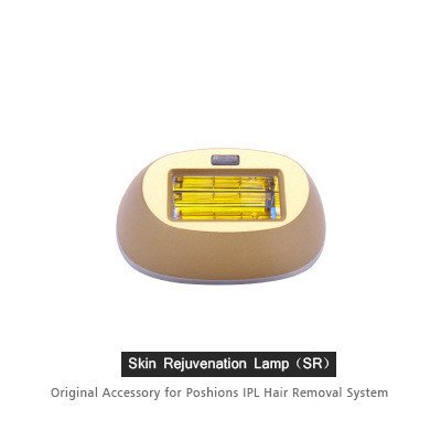 Skin Rejuvenation Lamp Head for Poshions IPL Hair Rmoval System