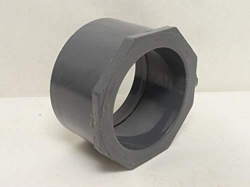 (Lasko 837-422 PVC Reducer Bushing, SCH: 80, 4