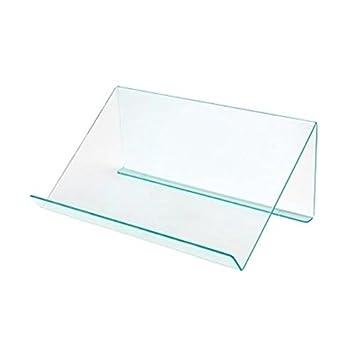 Edimeta Notenständerbuchständer Tisch Plexiglas Amazonde