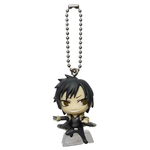"Durarara!! x2 Deformed Mini Figure 1.5"" Keychain- Izaya Orih"