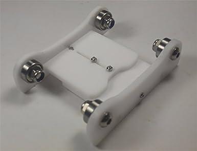 WillBest Printrbot - Posavasos de bobina ajustable con soporte de ...