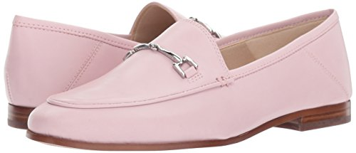 Loafer Sam Leather Pearl Loraine Edelman Women's Pink t6Pwap6q