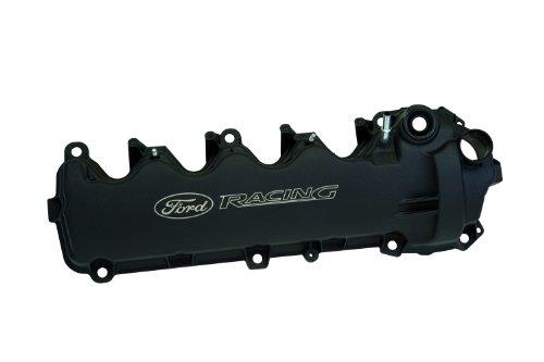4.6l 3 Valve (Ford Racing M-6582-FR3VBLK Black Powder Coated 3-Valve Camshaft Cover with Logo for 4.6L Engine)