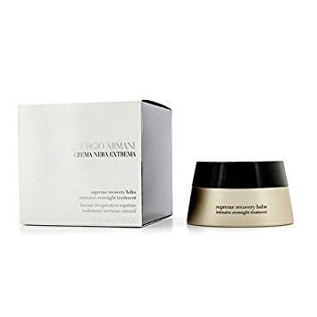Com Giorgio Armani Crema Nera Extrema Supreme Recovery Balm Intensive Overnight Treatment Beauty