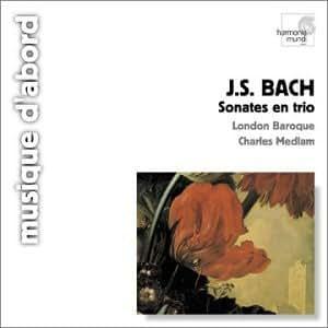 Sons En Trio Bwv1036-1039