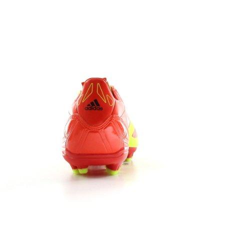 adidas Bota F30 TRX AG Amarilla-Roja Talla 9 UK