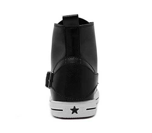 1To9 5 Inconnu EU Compensées Sandales Noir 38 MMSG00354 Femme SqqHgYd