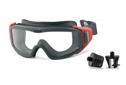 Ess Clear Fire Goggle, Anti-Fog, ()