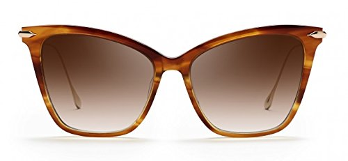970a01b4e84 DITA Luxury Eyewear Sunglasses Fearless DRX-3038-B-T-AMB-GLD-56 Gold ...