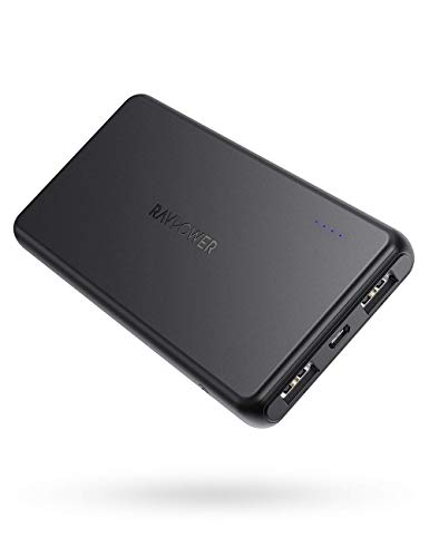 Portable Charger RAVPower 10000mAh External
