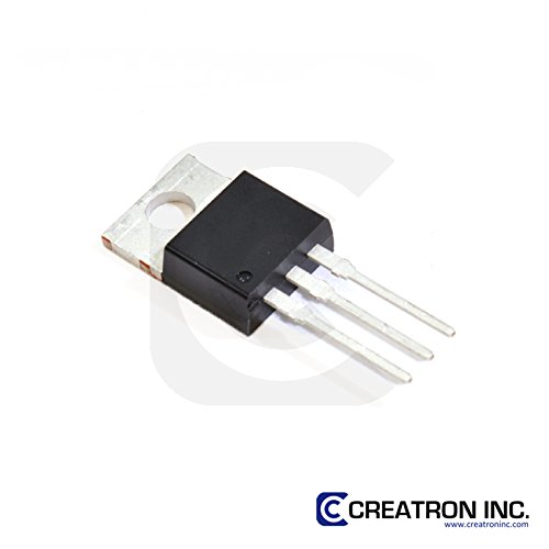 7812 Voltage Regulator - STMicroelectronics L7812CV L7812 Positive Voltage Regulator ICs Output 12v TO-220 1 Pack
