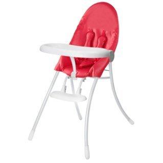 Nano Urban High Chair - bloom Nano Folding High Chair in Rock Red