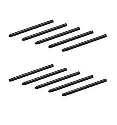 Yalis B2 Replacement Of Wacom Pen Standard Nib Black Stylus, 10 Count