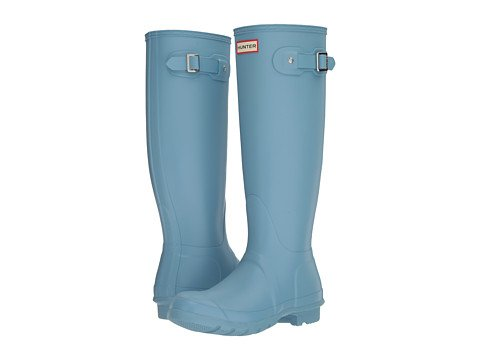 (ハンター) HUNTER レディースレインブーツ長靴 Original Tall [並行輸入品] B07DZ3D7FQ 25.0 cm|ペールブルー ペールブルー 25.0 cm