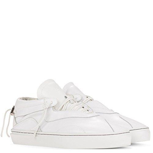 Clear Weather Everest Mid Top Shoes - White Leather - 11 Men's / 12.5 Women's