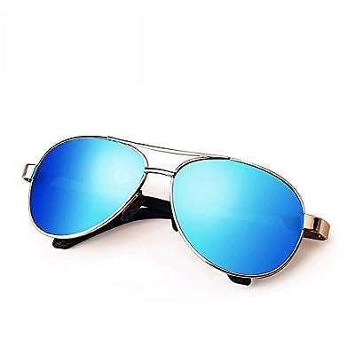 FeliciaJuan HD Lens Vintage Polarized for Women&Men 100% UV Protection Square Sunglasses