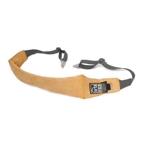 Portabrace HB-40CAM-C Shoulder Strap with Clips (Suede)