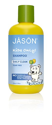JASON Kids Only, Daily Clean Shampoo, 8 Ounce