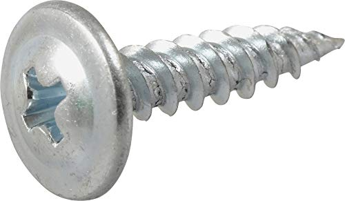 The Hillman Group 82203 #8 x 3/4-Inch Modified Truss Lath Self Piercing Screw, 100-Pack