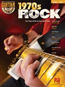 Hal Leonard 1970s Rock - Guitar Play-Along Volume 127 (Book/CD) Classic 70s Guitar Tab