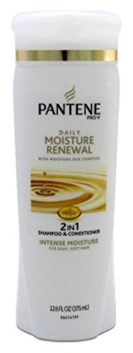 Pantene Shampoo 2-In-1 Daily Moisture Renewal 12.6oz