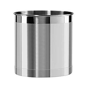 Oggi Jumbo Stainless Steel Utensil Holder 4