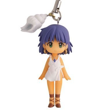 The Secret of Blue Water - Nadia Capsule -Q Fortune Figure Cell Phone Charm Strap ~Nadia#2 - Saber Alter Costume