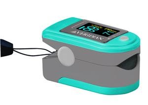 Veridian Healthcare - Deluxe Fingertip Pulse Oximeter