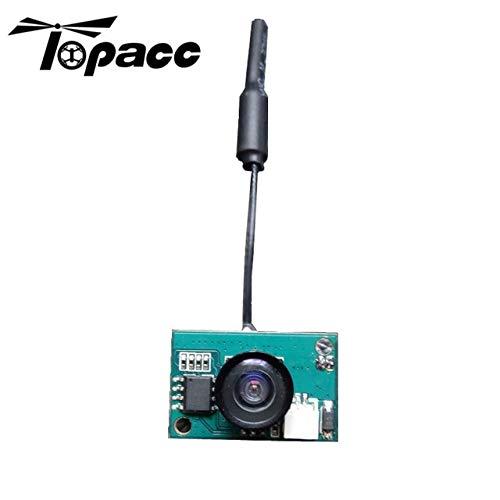 Yoton Accessories 2018 1200TVL 120 Degree 1/4 CMOS 5.8G 48CH 25mW/200mW Switchable AIO Mini FPV Camera for Micro Racer Quad