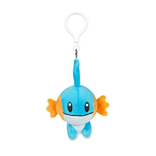 Mudkip Secret Base Poké Doll Keychain (Chain Center)