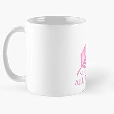 Nuevos negros más recientes, venta de Zelanda todos los mejores 11oz taza de café de cerámica personalizar