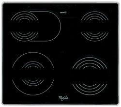Whirlpool AKR 105 Vidrio y cerámica cocina eléctrica de ...