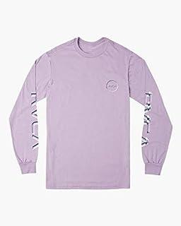 RVCA Boys Big Glitch Short Sleeve Crew Neck T-Shirt