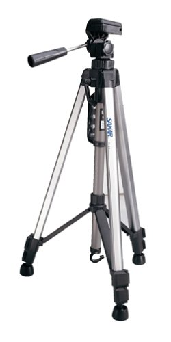 Digital Concepts 67-Inch 3-section Deluxe Tripod with Carrying Case folds to 25-Inch