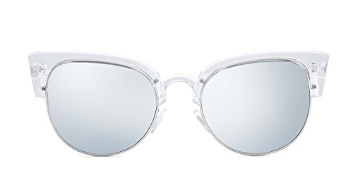 Quay Australia AVALON Women's Sunglasses Lightweight Retro Frame - - Lights Cateye Australia