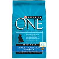 PURINA O.N.E. 178630 4-Pack One Cats Security Protection, 7-Pound