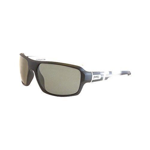 Pugs Premium Polarized Sunglasses (Matte Black, - Pugs Sunglasses Polarized