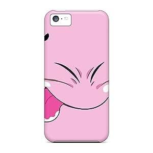 MQMshop X273-ikDG Case Cover Skin For Iphone 5c (dragon Ball Z Majin Buu)