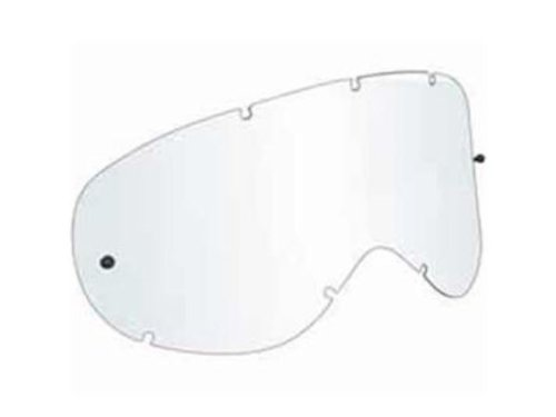 Dragon Alliance Unisex-Adult Vendetta All Weather Lens Clear One Size (Lens Dragon Chrome)