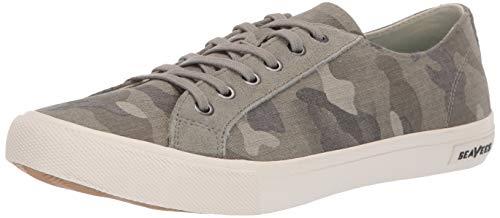 (SeaVees Men's Monterey Sneaker Saltwash, sage camo, 11 M US)