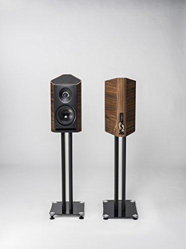 Sonus faber Venere 2.0 Bookshelf Speaker (Pair, Walnut)