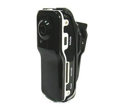 GenLed Newest Mini MD80 Portable HD DV Camera + 8GB Mirco SD Card